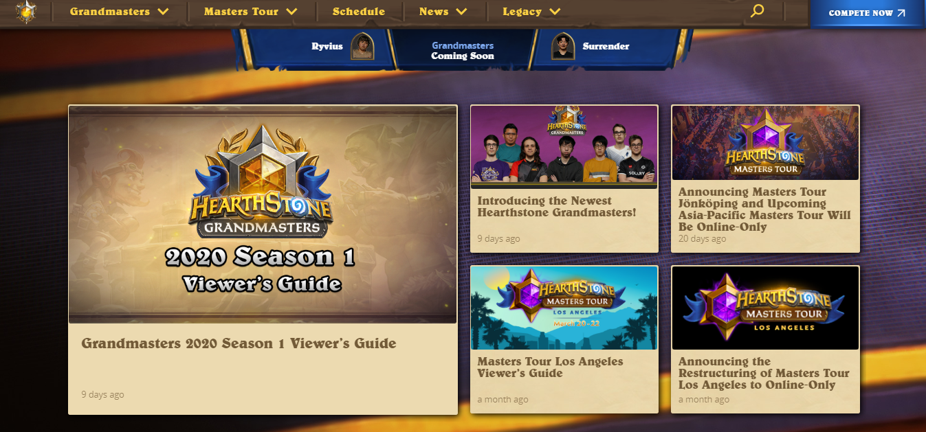 Hearthstone Betting Sites