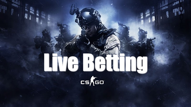 CSGO Live Betting