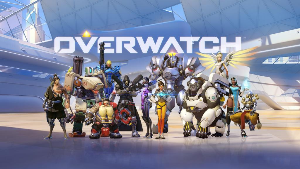 Overwatch Wallpaper