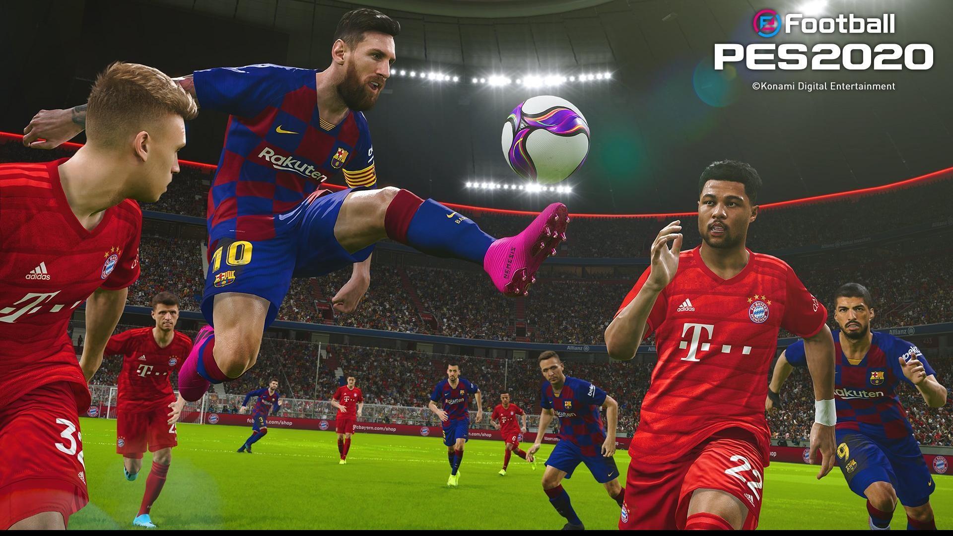 Pro Evolution Soccer 2020 wallpaper