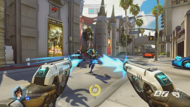 first person shooter overwatch
