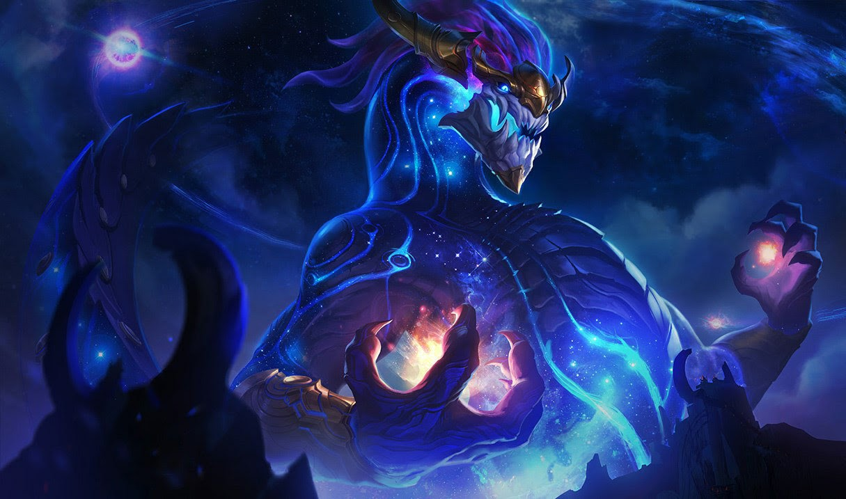 League Of Legends AurelionSol