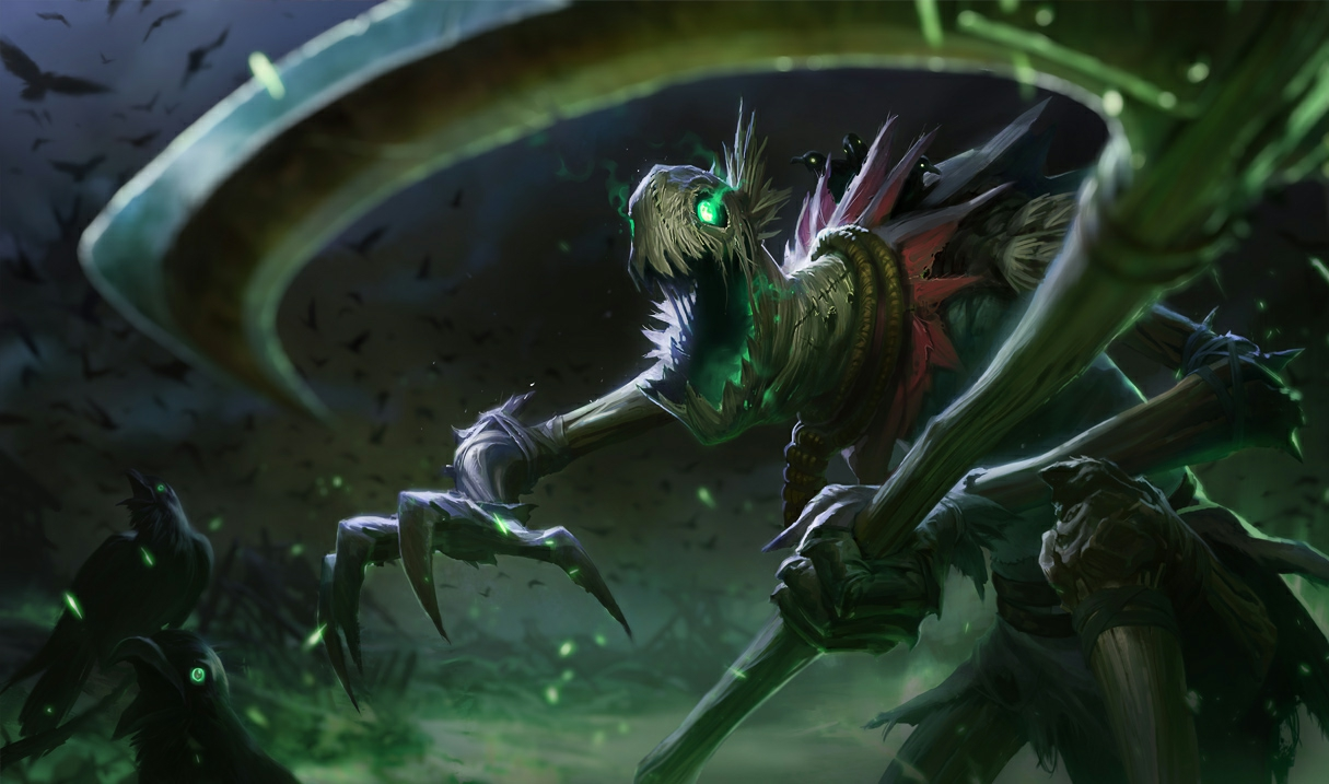 League of Legends Fiddlesticks